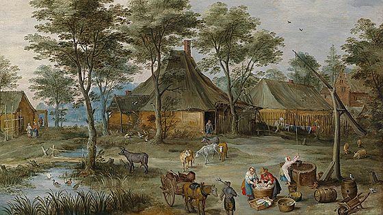Брейгели. Картины из собрания Константина Мауергауза
