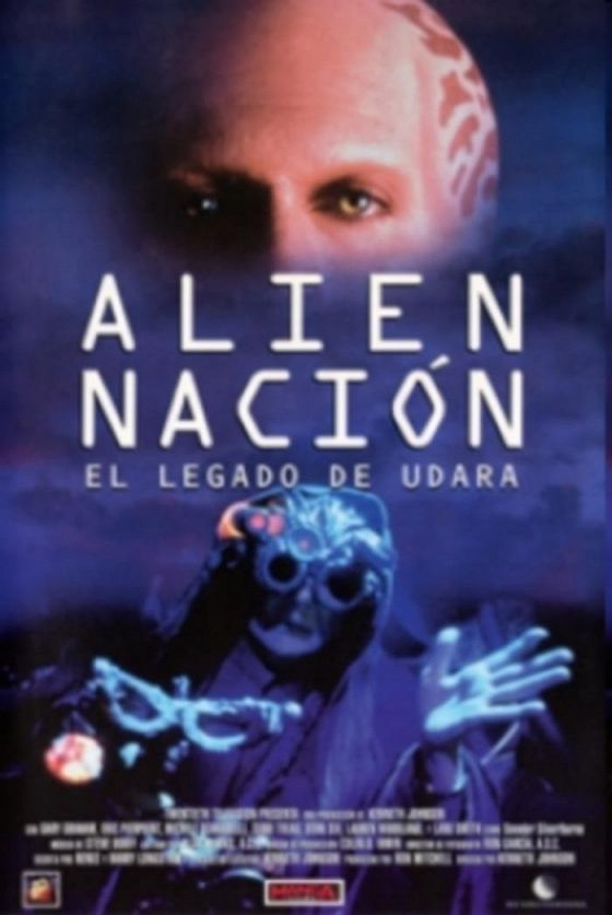 Нация пришельцев: Наследие Удары (Alien Nation: The Udara Legacy)