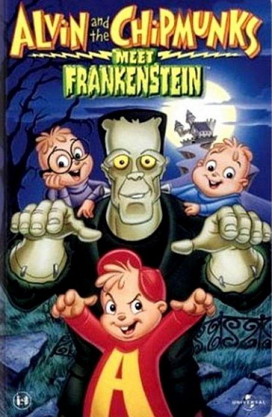Элвин и бурундуки встречают Франкенштейна (Alvin and the Chipmunks Meet Frankenstein)