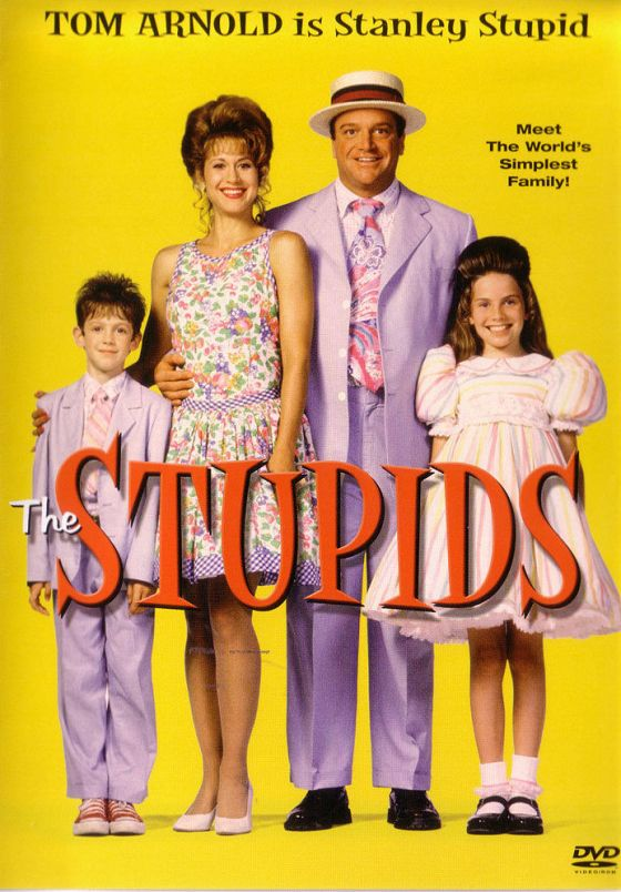 Семейка придурков (The Stupids)
