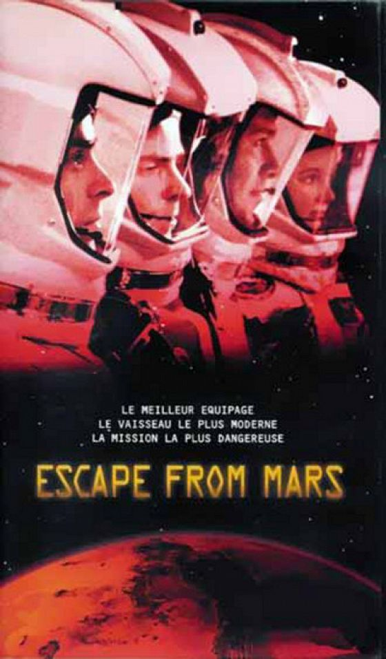Побег с Марса (Escape from Mars)