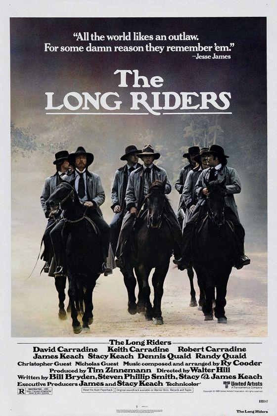 Скачущие издалека (The Long Riders)