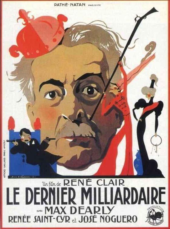 Последний миллиардер (Le dernier milliardaire)