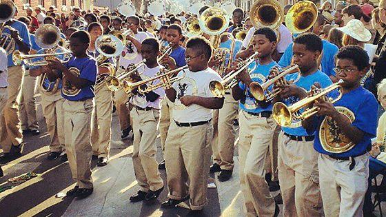 Новый Орлеан в фотографиях