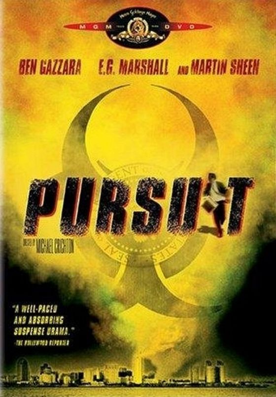 Охота на террориста (Pursuit)