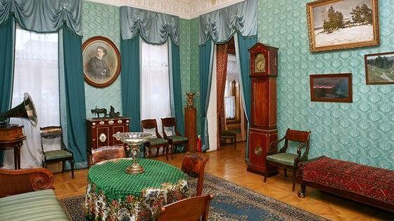 «Ночь в музее» в Доме-музее Шаляпина