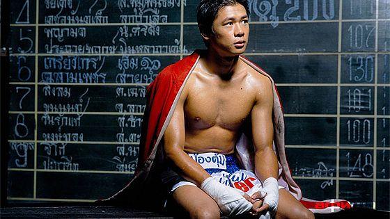 Прекрасный боксер (Beautiful Boxer)