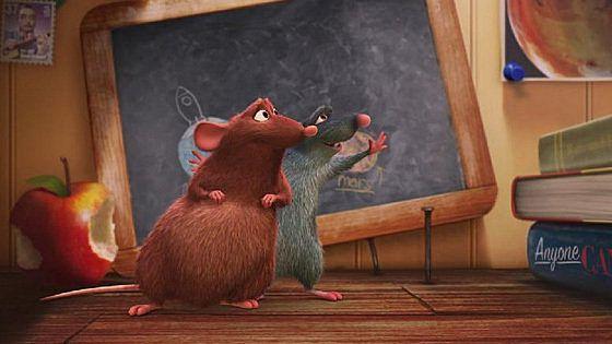 Твой друг крыса (Your Friend the Rat)