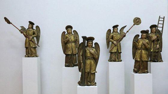 Русское святое. Пермская деревянная скульптура