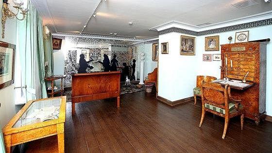 Дом-музей Василия Львовича Пушкина