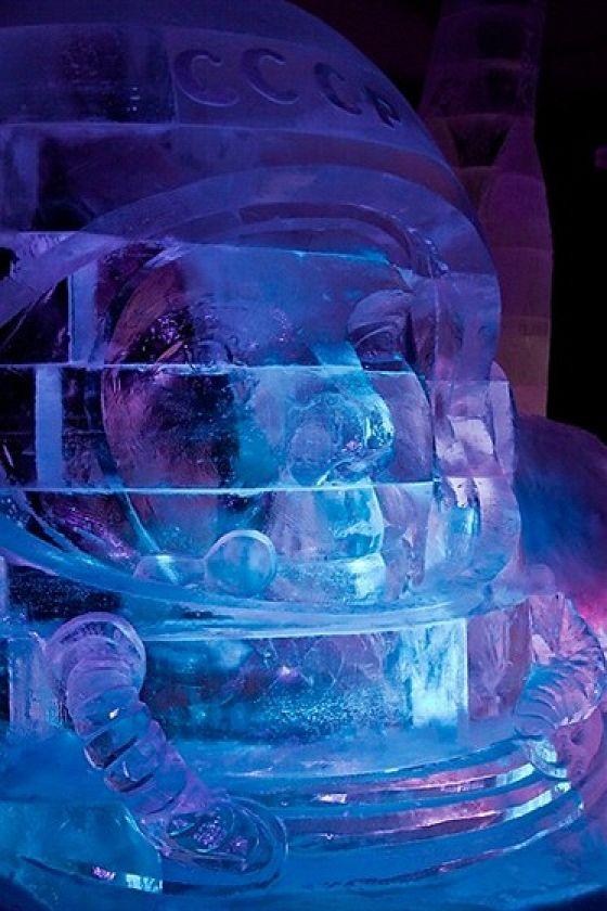 Ледяной космос