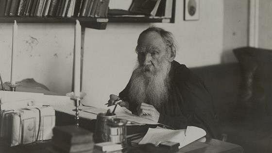Лев Толстой сквозь призму фотокамеры
