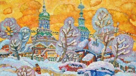 Владимирская школа живописи