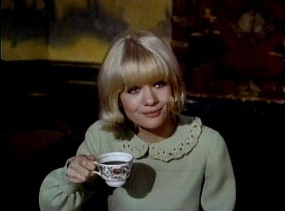 Джуди Гисон (Judy Geeson)