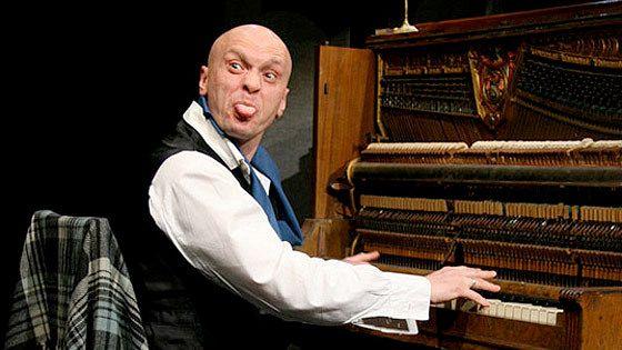 Концерт Саши Черного для фортепиано с артистом