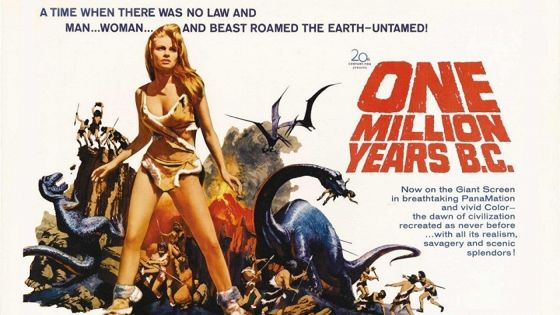 Миллион лет до нашей эры  (One Million Years B.C.)