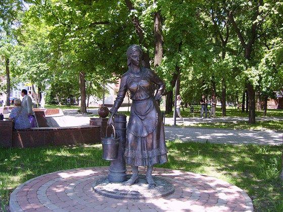 Памятник местному водопроводу