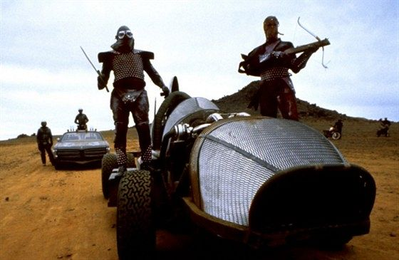 Безумный Макс-2: Воин дорог (Mad Max 2)