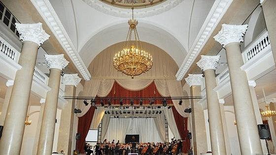 Колонный зал РГПУ им. Герцена