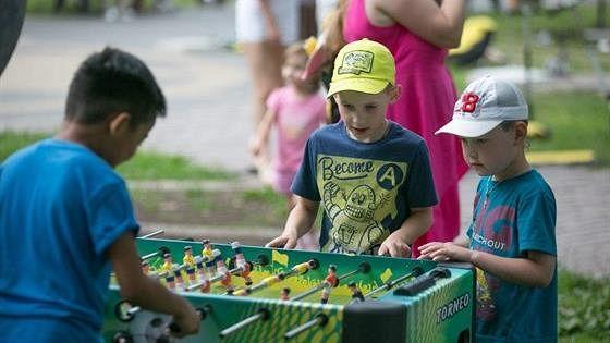 Летний городской фестиваль Beeline Sundays