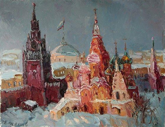 Павел Блуднов