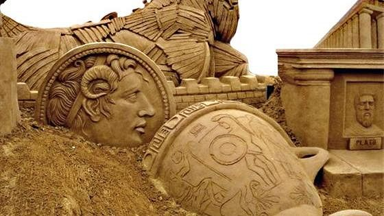 Пески времени: загадки ушедших цивилизаций