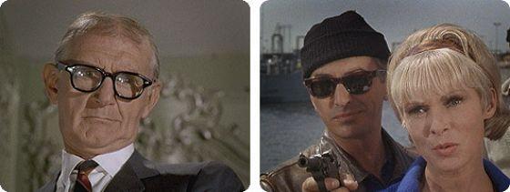 Шпион в зеленой шляпе (The Spy in the Green Hat )