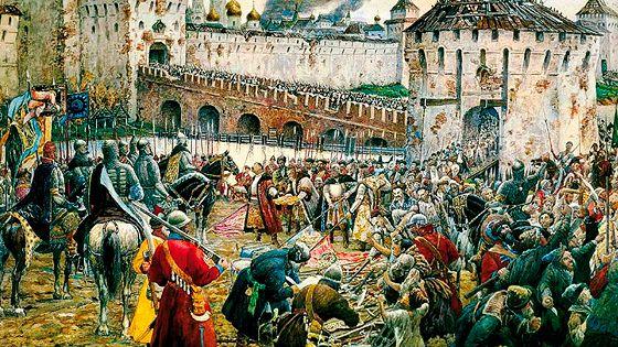 Преодоление Смуты в России в начале XVII века