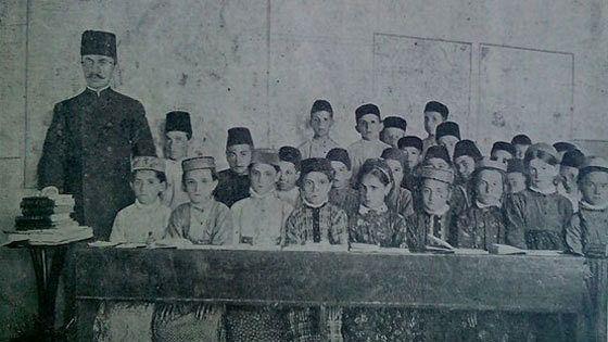 Исмаил-бей Гаспринский и российские мусульмане