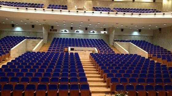 Концертный зал МИСиС