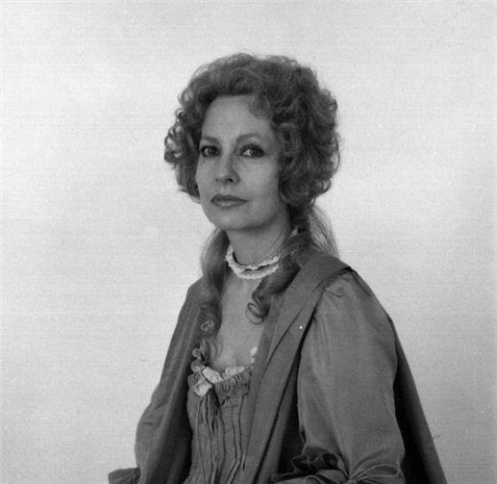 Женевьева Казиль (Geneviève Casile)