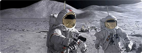 Путешествие на Луну 3D (Magnificent Desolation: Walking on the Moon 3D)