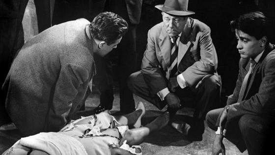 Мегрэ расставляет ловушки (Maigret tend un piège)