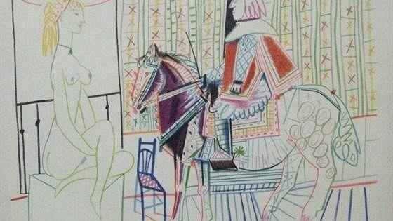 Рапсодия страсти. Сальвадор Дали & Пабло Пикассо