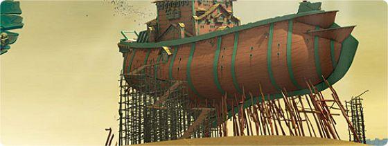 Ноев ковчег (El Arca)