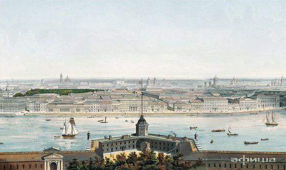 Небесная линия... Петербургские панорамы XVIII–XXI веков