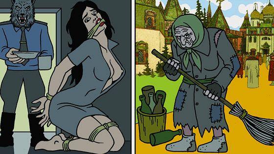 Комикс-стилистика vs комикс