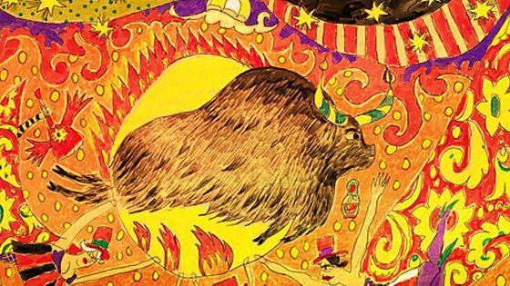 Тибетские яки и карнавал животных