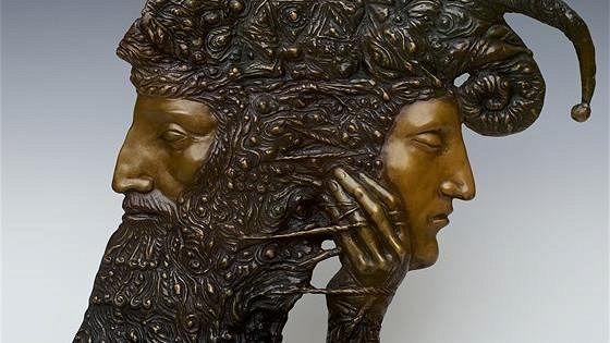 Рождение скульптуры
