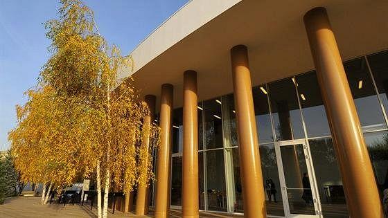 Временный павильон музея «Гараж»