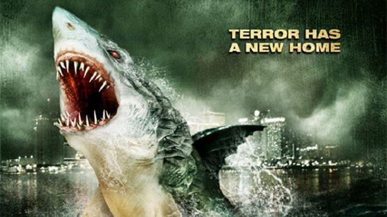 Болотная акула (Swamp Shark)