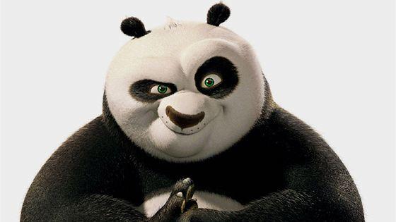 Панда и его друзья на планете мыльных пузырей