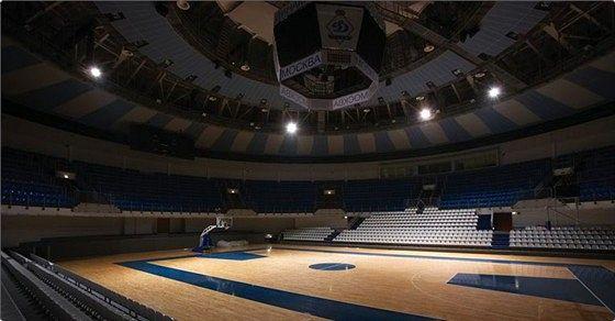 Дворец спорта «Динамо» в Крылатском