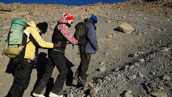 Жизнь в движении. Килиманджаро
