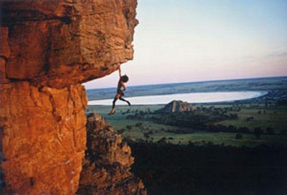 Каменный крик (Cerro Torre: Schrei aus Stein)