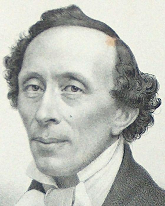 Ганс Христиан Андерсен (Hans Christian Andersen)