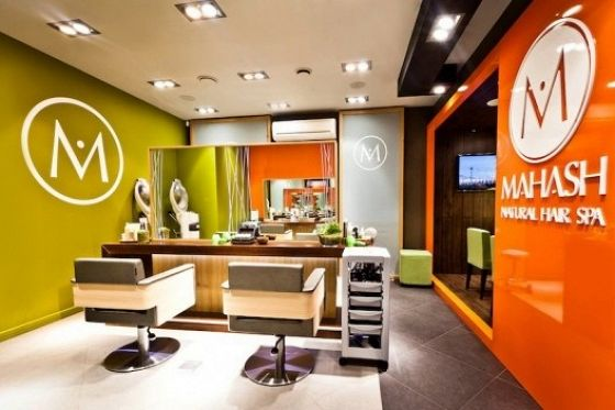 Mahash Natural Hair Spa