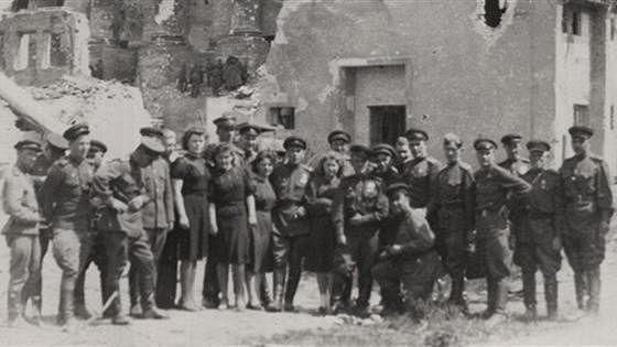Судьбы в годы Великой Отечественной войны: письма и воспоминания красноармейцев-евреев