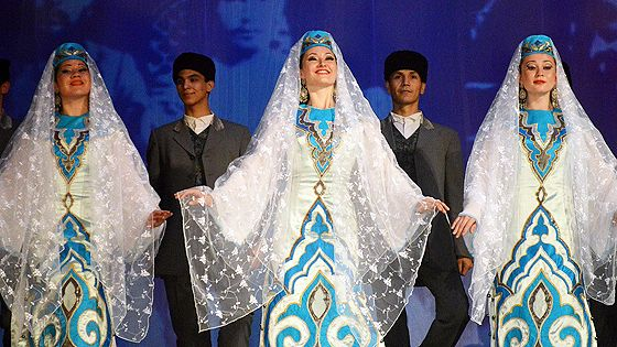 Концерт ансамбля песни и танца Республики Татарстан