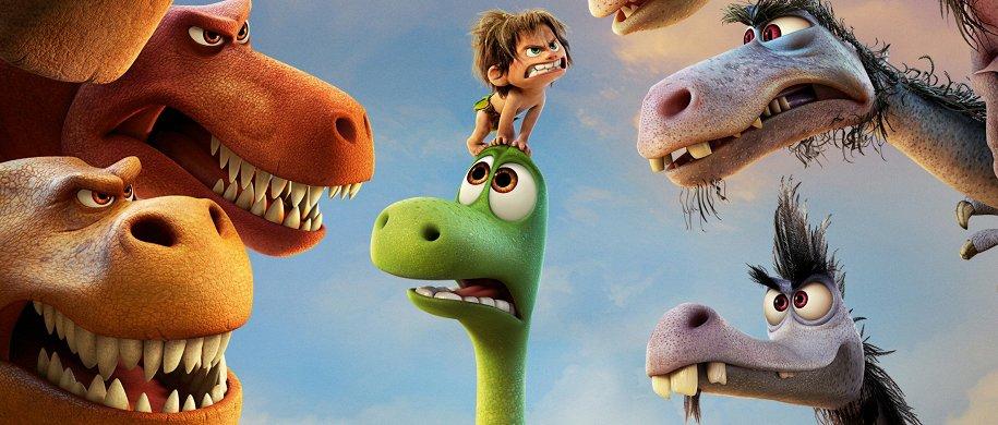 мультфильмов про динозавров